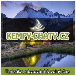 Kam do kempu v Čr a na Slovensku